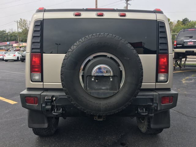 HUMMER H2 2006 price $13,995