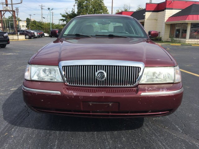 Mercury Grand Marquis 2005 price $4,595