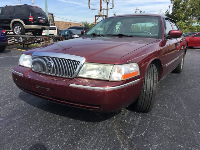 Mercury Grand Marquis 2005 price $5,495
