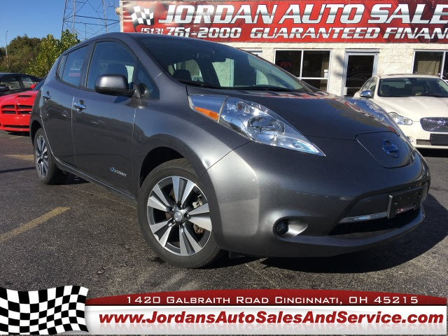 Nissan Leaf 2015 price $11,995