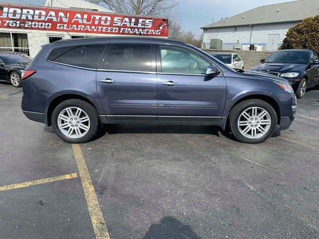 Chevrolet Traverse 2013 price $16,495