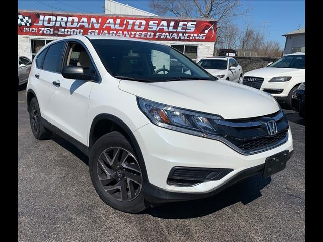 Honda CR-V 2016 price $18,495