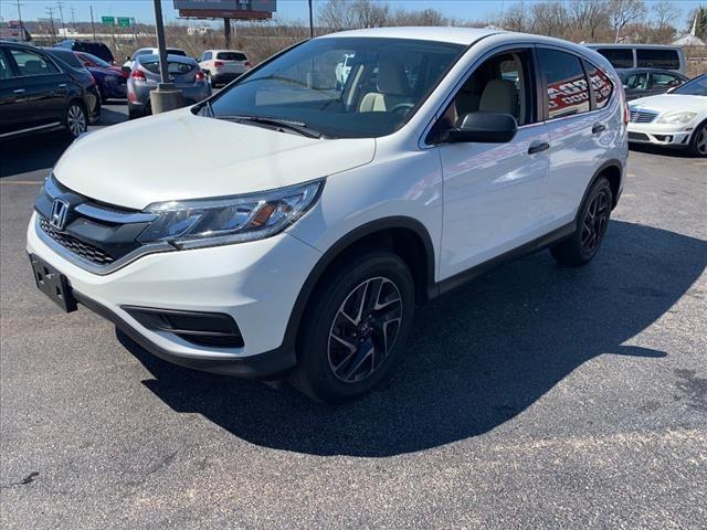 Honda CR-V 2016 price $18,495