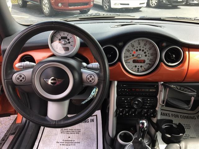 MINI Cooper 2005 price $7,995