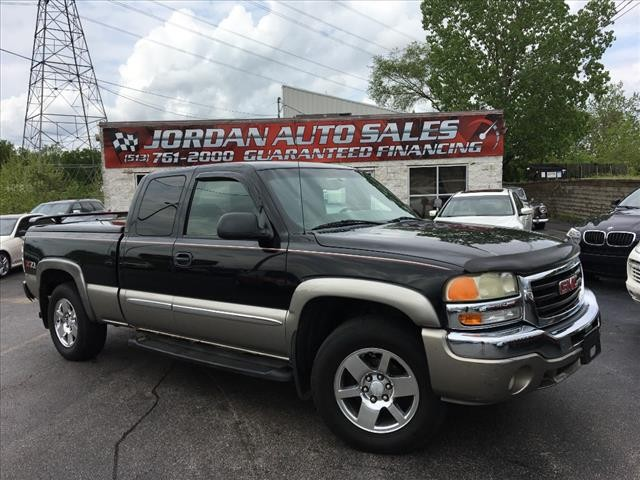 GMC Sierra 1500 2003 price $4,445