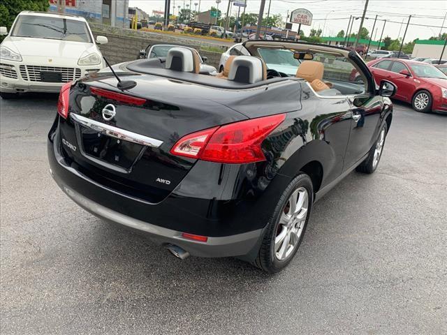 Nissan Murano CrossCabriolet 2013 price $14,995