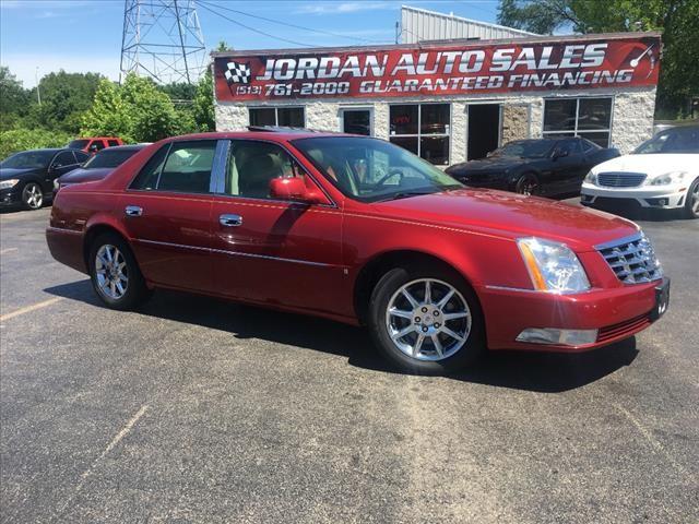 Cadillac DTS 2010 price $6,995