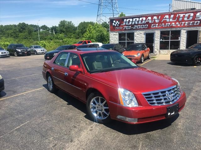 Cadillac DTS 2010 price $5,995