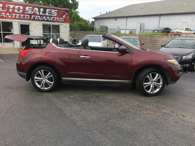 Nissan Murano CrossCabriolet 2011 price $18,995