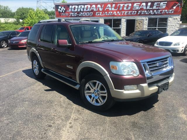 Ford Explorer 2006 price $7,995