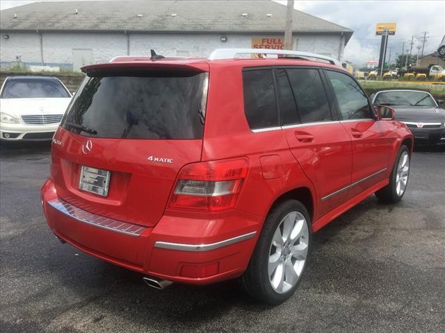 Mercedes-Benz GLK 2011 price $10,995