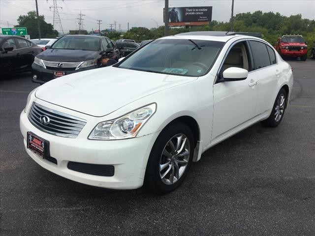 INFINITI G37 Sedan 2009 price Call for Pricing.