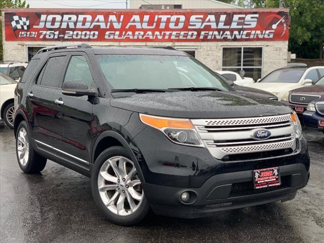 Ford Explorer 2012 price $11,890