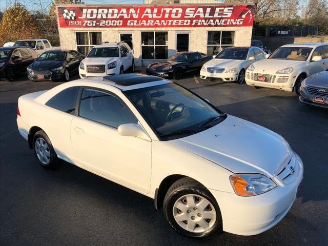Honda Civic 2002 price $3,495