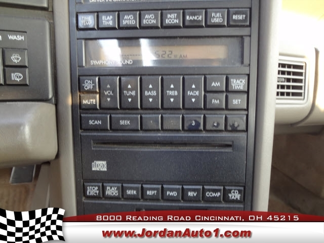Cadillac Allante 1991 price $8,995