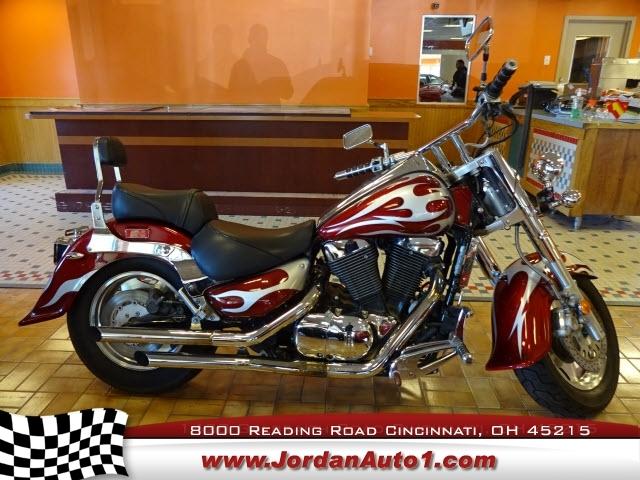 Suzuki Intruder Lc 1999 price $3,895