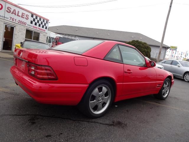 Mercedes-Benz SL-Class 1999 price $9,495