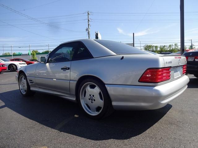 Mercedes-Benz SL-Class 1998 price $12,995
