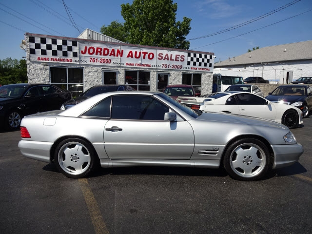 Mercedes-Benz SL-Class 1998 price $12,990