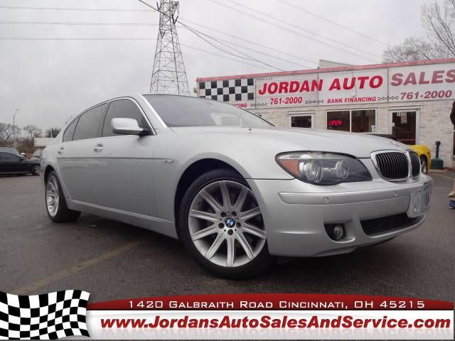 BMW 750Li 2006 price Call for Pricing.