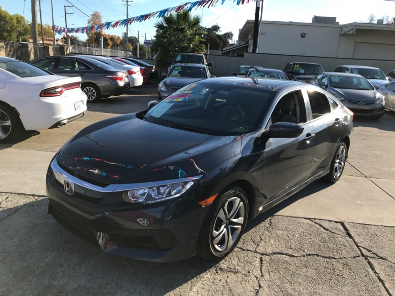 Honda Civic Sedan 2017 price $15,999