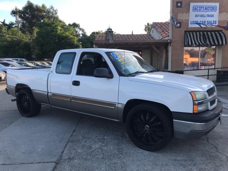 Chevrolet Silverado 1500 2003 price $6,999