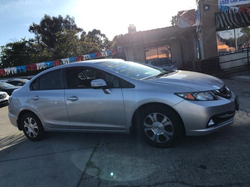 Honda Civic Hybrid 2013 price $10,999