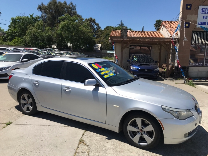 BMW 5-Series 2008 price $7,999