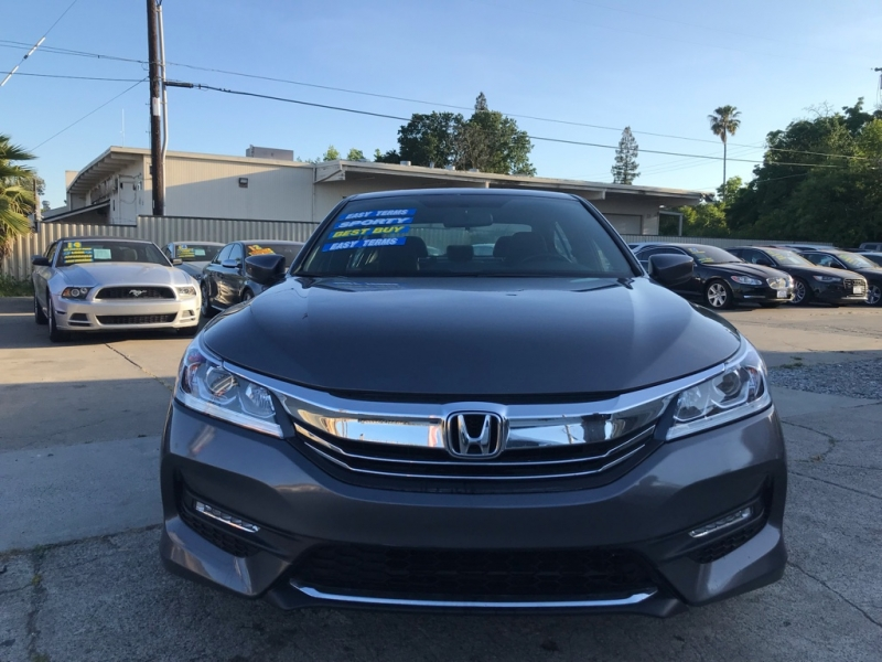 Honda Accord Sport 2017 price $16,999