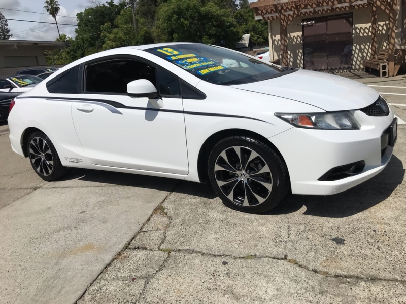 Honda Civic Si Cpe 2013 price $13,999