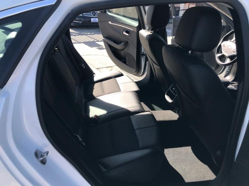 Chevrolet Impala 2017 price $16,999