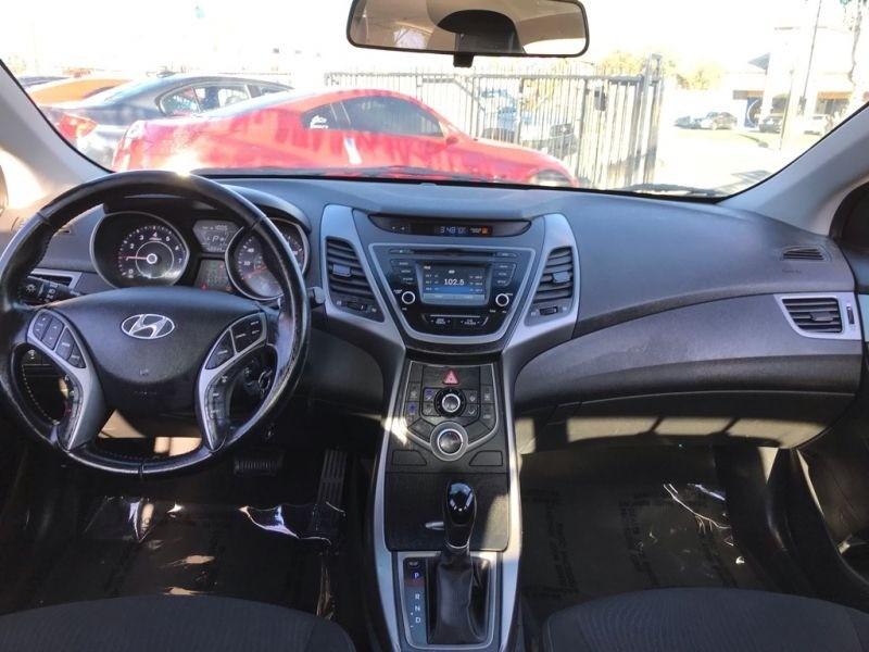 Hyundai Elantra 2015 price $11,999