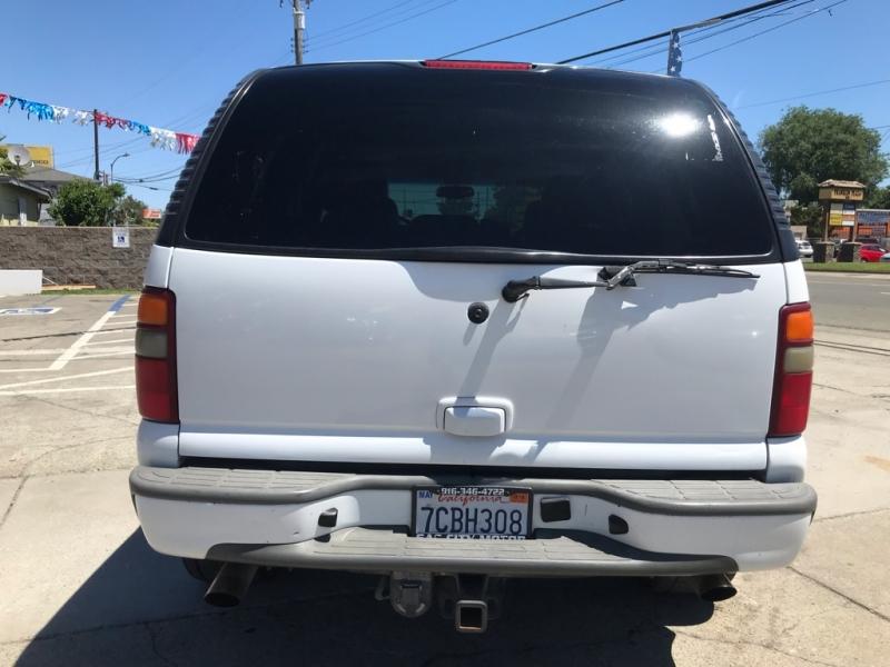 Chevrolet Tahoe 2003 price $6,999