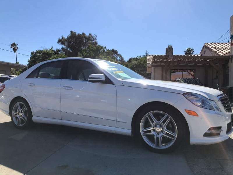 Mercedes-Benz E-Class 2013 price $15,999