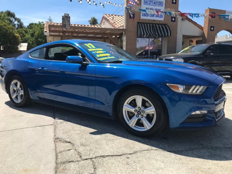 Ford Mustang 2017 price $18,999