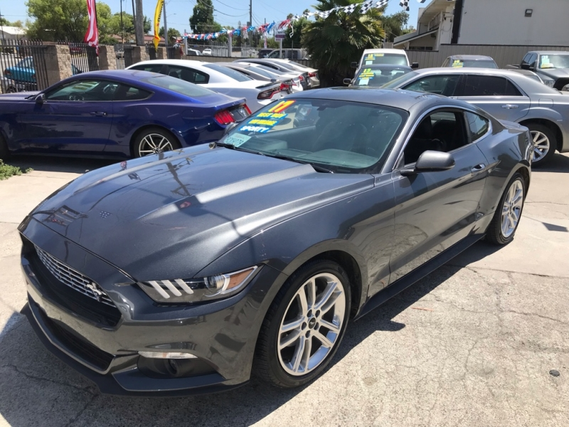 Ford Mustang 2017 price $20,999