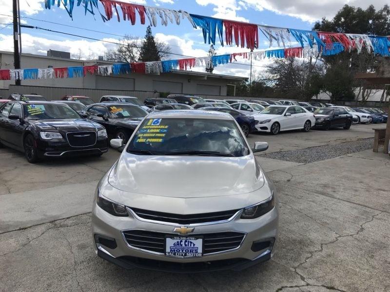 Chevrolet Malibu 2016 price $12,999