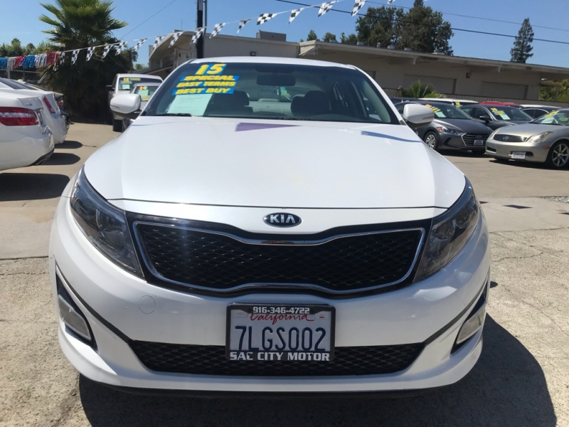 Kia Optima 2015 price $11,999