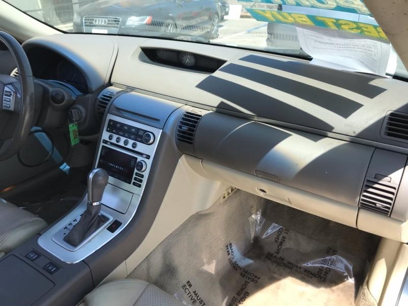 Infiniti G35 Coupe 2006 price $7,999