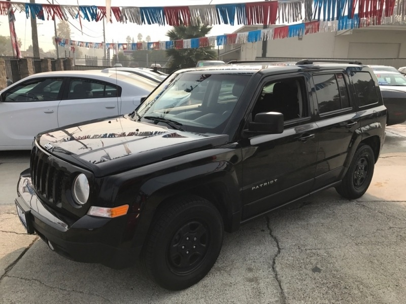 Jeep Patriot 2016 price $9,999
