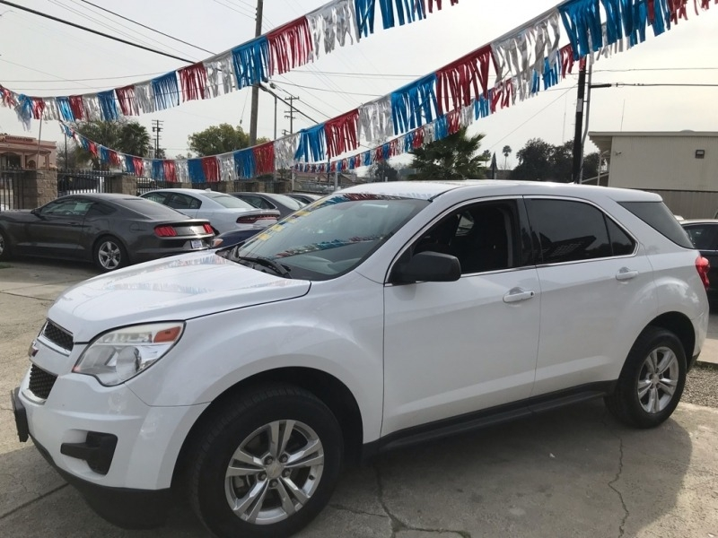 Chevrolet Equinox 2014 price $7,999