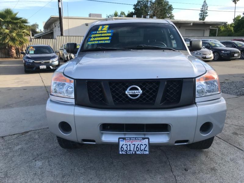 Nissan Titan 2012 price $14,999