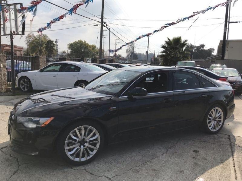 Audi A6 2012 price $14,999