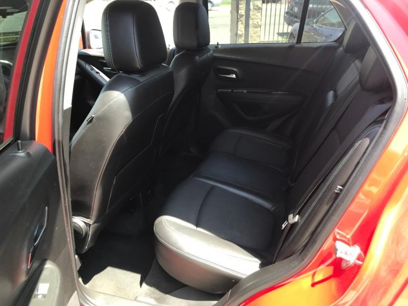 Chevrolet Trax 2015 price $10,999