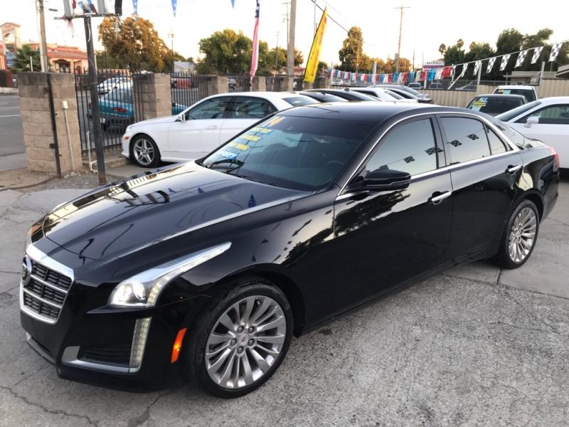 Cadillac CTS Sedan 2014 price $17,999