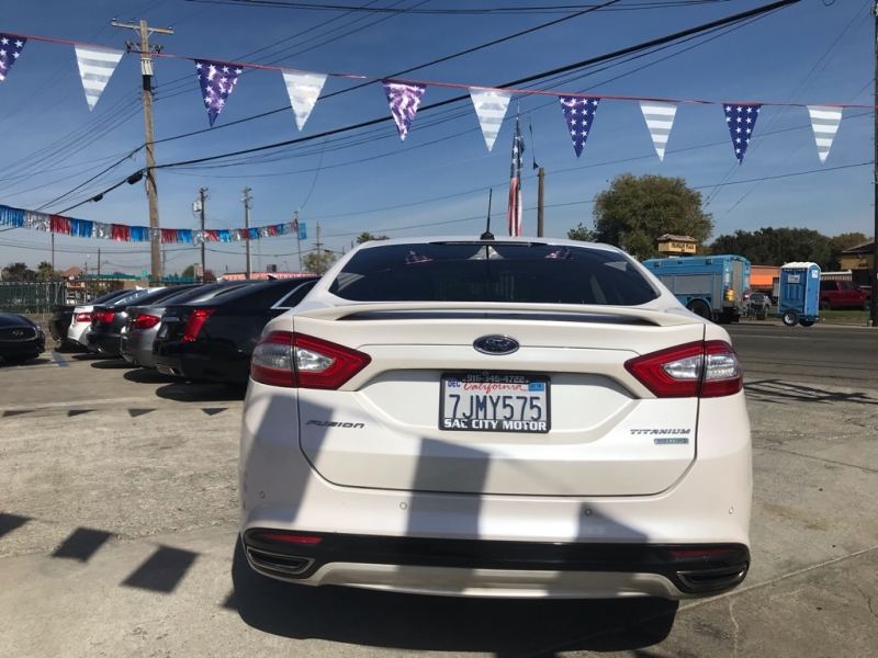 Ford Fusion 2015 price $13,999