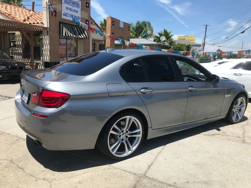 BMW 5-Series 2012 price $12,999