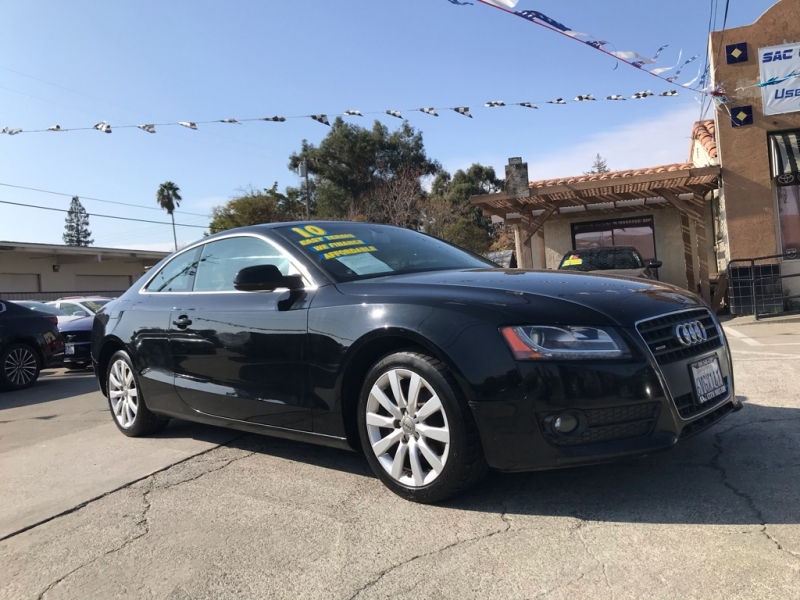 Audi A5 2010 price $8,999