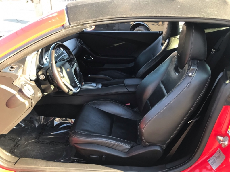 Chevrolet Camaro 2015 price $12,999