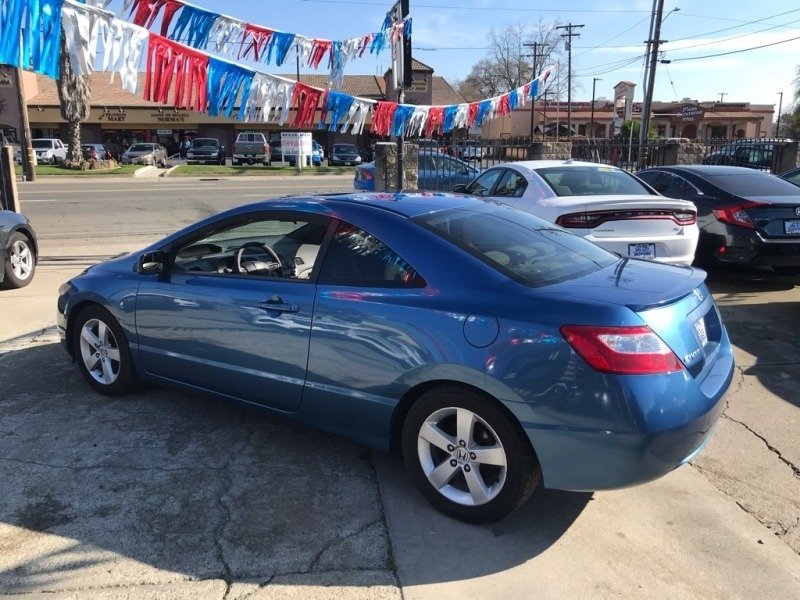 Honda Civic Cpe 2006 price $5,599